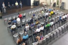 VICE-PREFEITO E SECRETÁRIO DE ESPORTES E CULTURA SE REÚNEM COM DE ENTIDADES ESPORTIVAS DA CIDADE
